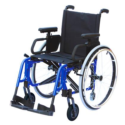 BASIC LIGHT CLASSIC Invalidní vozík variabilní