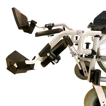 RP 103S Polohovatelné podnožky (pár)