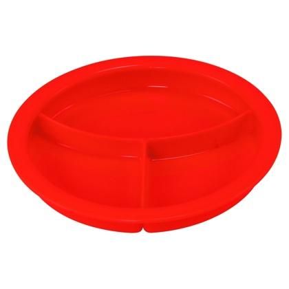 HA 4246 Dělený talíř s přihrádkami